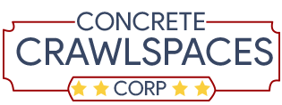 concrete crawlspaces logo
