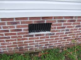 crawl space vents