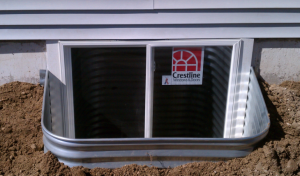 egress window installation